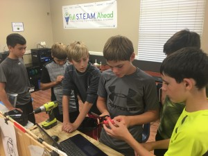 STEAM Makerspace - Prosthetic Hand